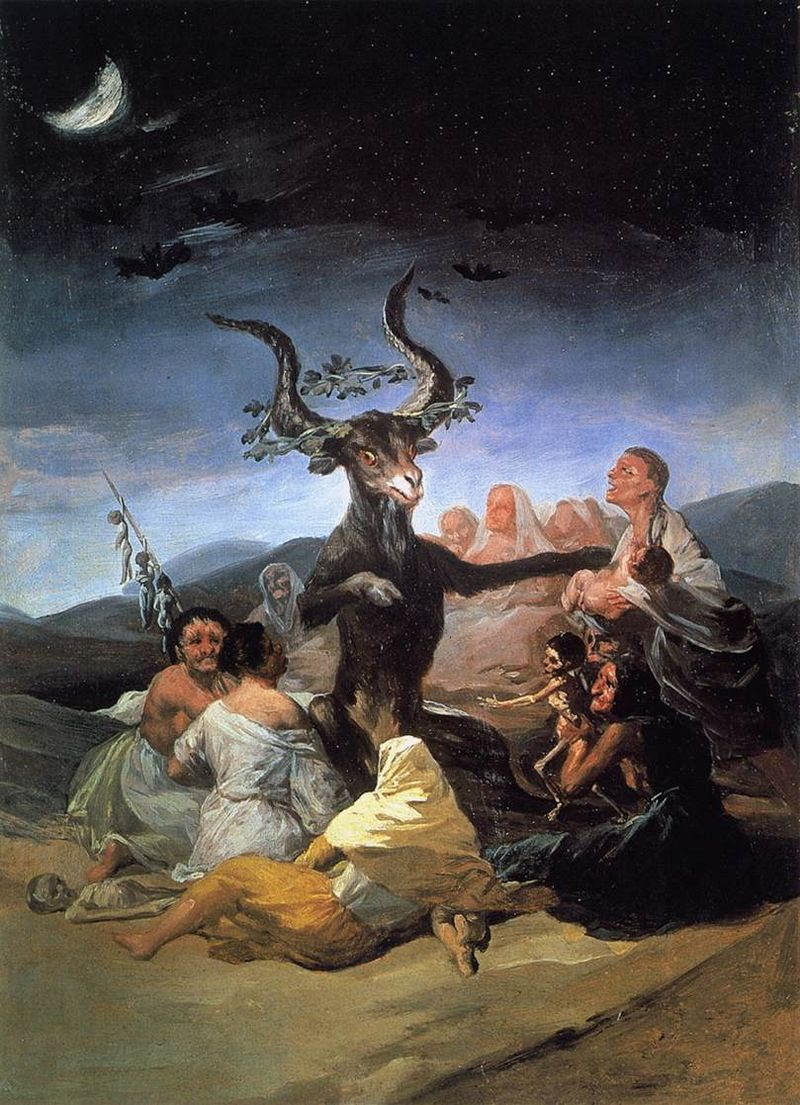 800px-Francisco_de_Goya_y_Lucientes_-_Witches'_Sabbath_-_WGA10007