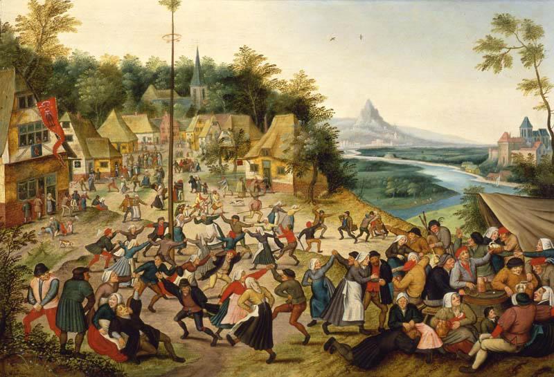 pieter-bruegel-maypole