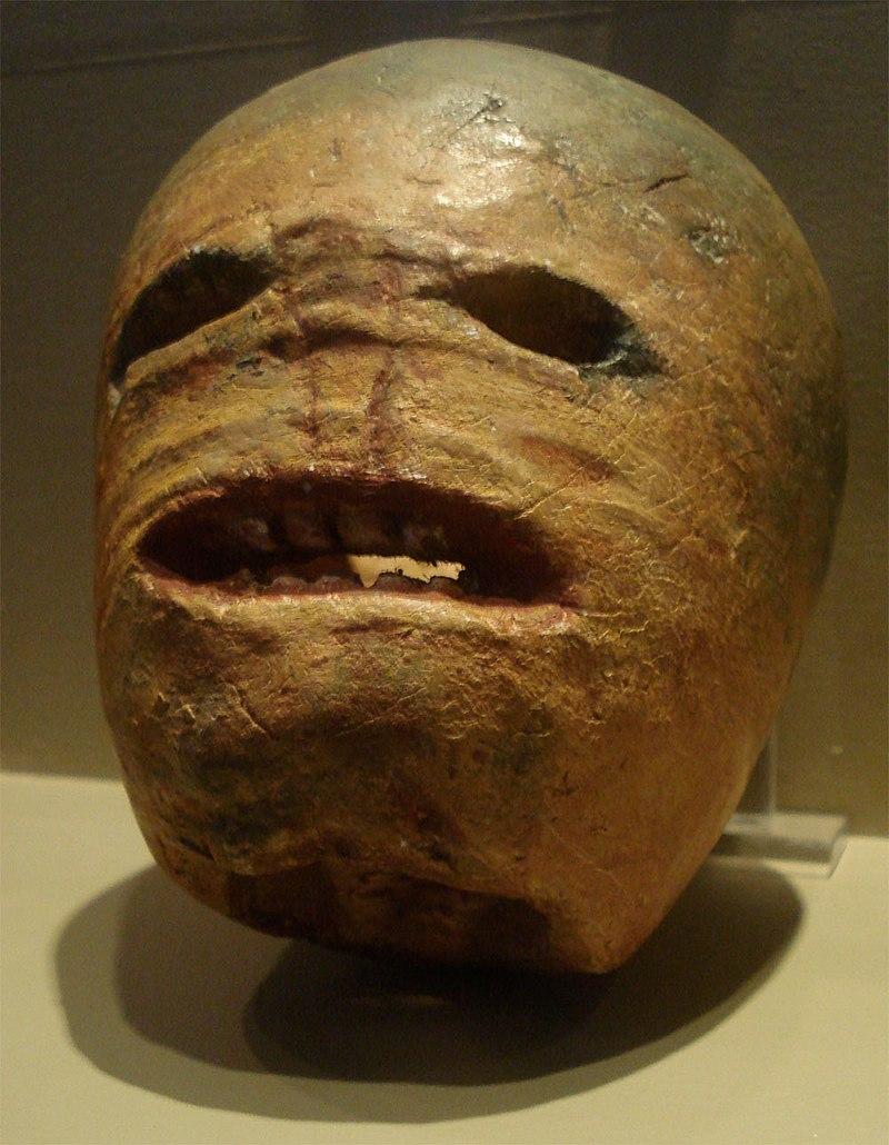 Jack-o-lantern-traditionnelle-navet